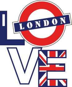 LONDON LOVE LONDON UNDERGROUND